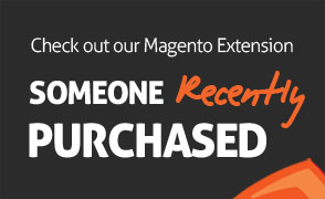 Someone just purchased - Magento extension